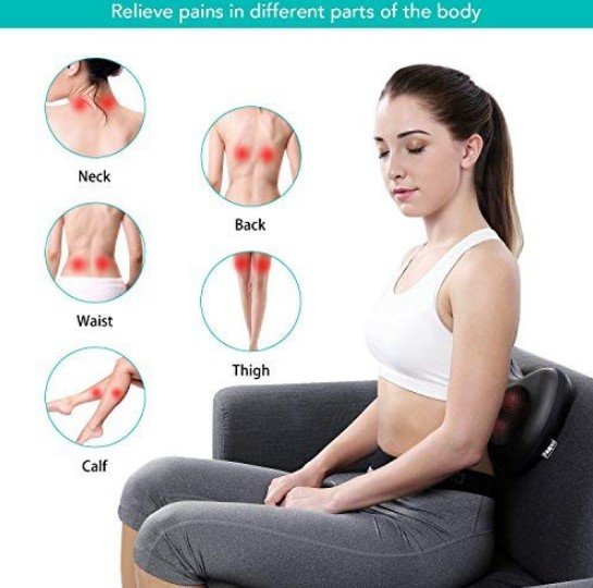 What To Consider Before Buying A Back Massager For Knots?