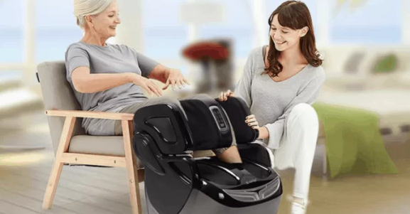 Benefits of Using a Foot and Calf Massager
