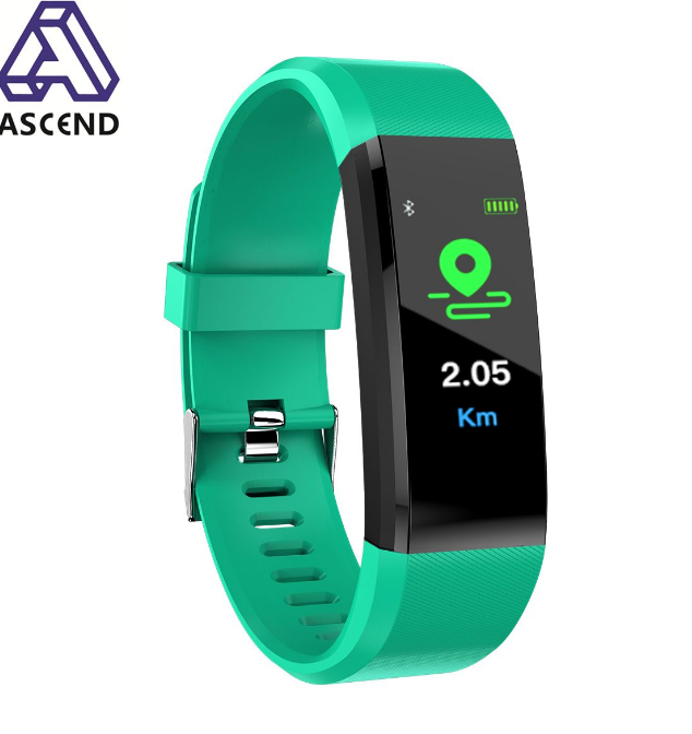 What is the design and build of the ActiV8 Fitness Tracker
