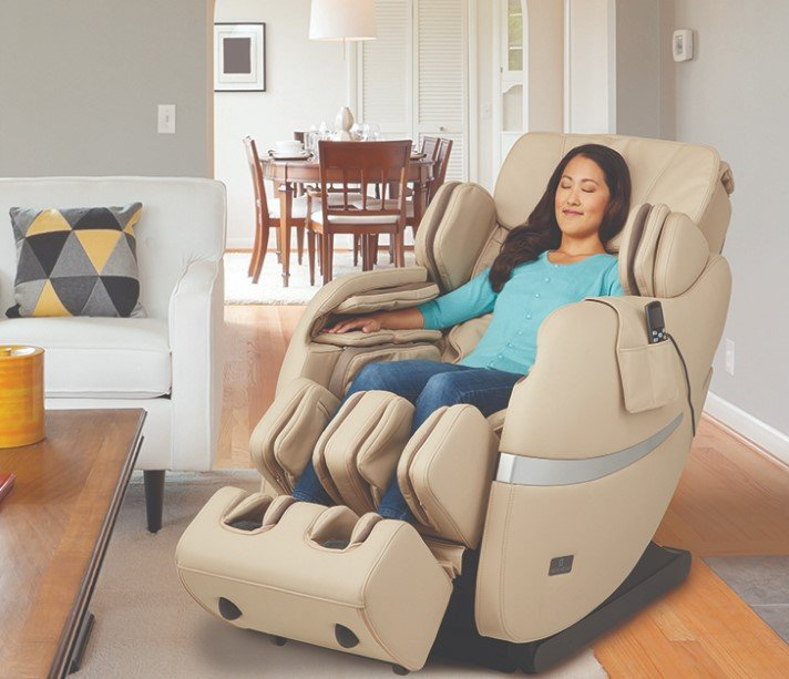 Can Massage Chairs Hurt Your Back?