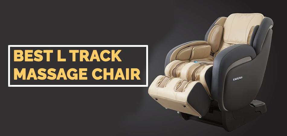 Best L Track Massage Chair