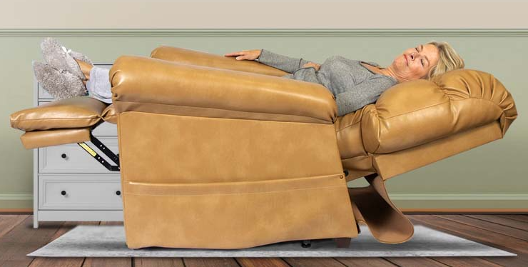 Why Should You Buy a Power Lift Recliner With Heat and Massage