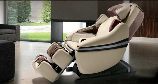 Top 3 Health Advantages Of Japanese Massage Chairs