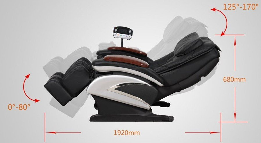 How to Use EC06C Massage Chair
