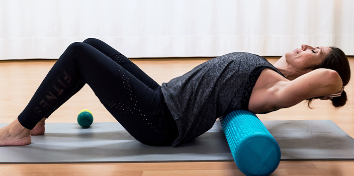 Safety Tips When Using a Foam Roller