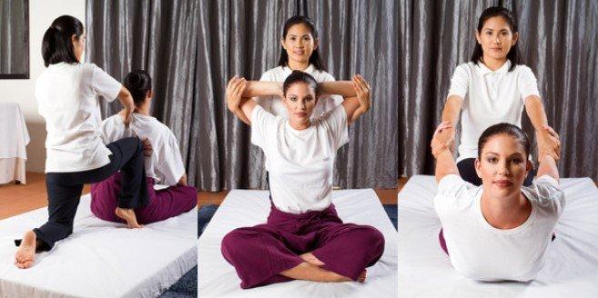 Techniques of Thai Massage