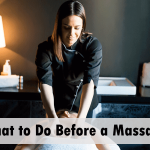 What to Do Before a Massage?